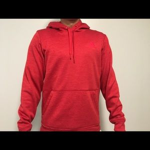 Adidas hoodie size small worn once